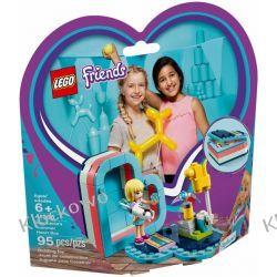 41386 PUDEŁKO PRZYJAŹNI STEPHANIE (Stephanie's Summer Heart Box) KLOCKI LEGO FRIENDS