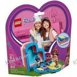 41387 PUDEŁKO PRZYJAŹNI OLIVII (Olivia's Summer Heart Box) KLOCKI LEGO FRIENDS