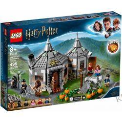 75947 CHATA HAGRIDA: NA RATUNEK HARDODZIOBOWI (Hagrid's Hut: Buckbeak's Rescue) KLOCKI LEGO HARRY POTTER