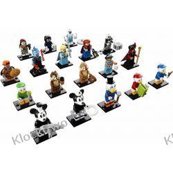 71024 MINIFIGURKI LEGO DISNEY 2 KOMPLET 18 SZT