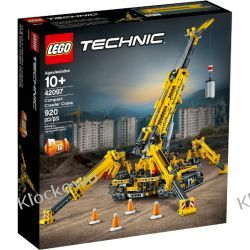 42097 ŻURAW TYPU PAJĄK(Compact Crawler Crane) KLOCKI LEGO TECHNIC