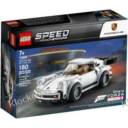 75895 1974 Porsche 911 Turbo 3.0 KLOCKI LEGO SPEED CHAMPIONS