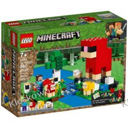 21153 HODOWLA OWIEC (The Wool Farm)- KLOCKI LEGO MINECRAFT