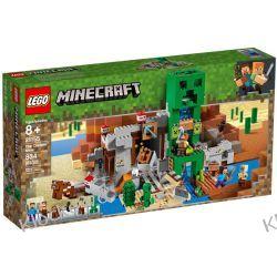 21155 KOPALNIA CREEPERÓW (The Creeper Mine)- KLOCKI LEGO MINECRAFT