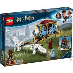 75958 POWRÓT Z BEAUXBATONS (Beauxbatons' Carriage: Arrival at Hogwarts) KLOCKI LEGO HARRY POTTER