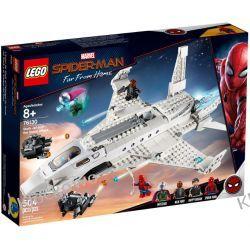 76130 ODRZUTOWIEC STARKA I ATAK DRONÓW (Stark Jet and the Drone Attack )- KLOCKI LEGO SUPER HEROES