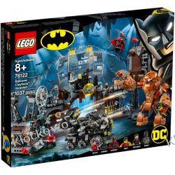 76122 ATAK CLAYFACE'A NA JASKINIE BATMANA (Batcave Clayface Invasion) - KLOCKI LEGO SUPER HEROES
