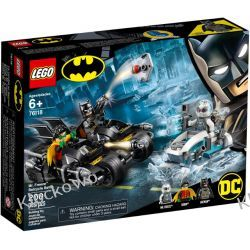 76118 WALKA Z MR FREEZEM ( Mr. Freeze Batcycle Battle) - KLOCKI LEGO SUPER HEROES