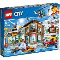 60203 KURORT NARCIARSKI (Ski Resort) KLOCKI LEGO CITY