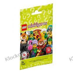 71025 - 1 SZT LOSOWO WYBRANEJ MINIFIGURKI -  19 SERIA LEGO MINIFIGURKI