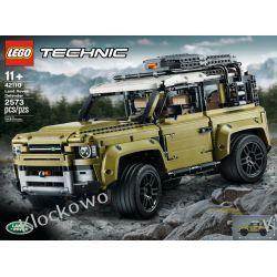 42110 LAND ROVER DEFENDER (Land Rover Defender) KLOCKI LEGO TECHNIC