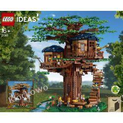 21318 DOMEK NA DRZEWIE (Tree house) KLOCKI LEGO IDEAS