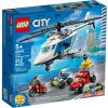 60243 POŚCIG HELIKOPTEREM POLICYJNYM (Police Helicopter Chase) KLOCKI LEGO CITY