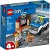 60241 ODDZIAŁ POLICYJNY Z PSEM (Police Dog Unit) KLOCKI LEGO CITY