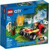 60247 POŻAR LASU (Forest Fire) KLOCKI LEGO CITY