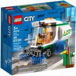60249 ZAMIATARKA (Street Sweeper) KLOCKI LEGO CITY