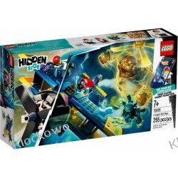 70429 SAMOLOT KASKADERSKI EL FUEGO (El Fuego's Stunt Plane) KLOCKI LEGO HIDDEN SIDE