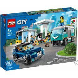 60257 STACJA BENZYNOWA (Service Station) KLOCKI LEGO CITY