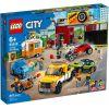60258 WARSZTAT TUNINGOWY (Tuning Workshop) KLOCKI LEGO CITY