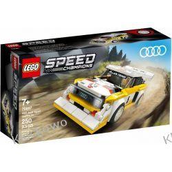 76897 Audi Sport Quattro S1 KLOCKI LEGO SPEED CHAMPIONS