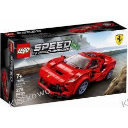 76895 Ferrari F8 Tributo KLOCKI LEGO SPEED CHAMPIONS