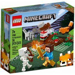 21162 PRZYGODA W TAJDZE (The Taiga Adventure)- KLOCKI LEGO MINECRAFT