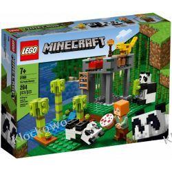 21158 ŻŁOBEK DLA PAND (The Panda Nursery)- KLOCKI LEGO MINECRAFT