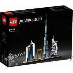 21052 DUBAJ (Dubai) KLOCKI LEGO ARCHITECTURE