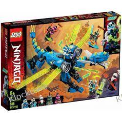 71711 CYBERSMOK JAYA (Jay's Cyber Dragon) KLOCKI LEGO NINJAGO