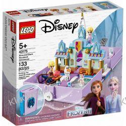 43175 KSIĄŻKA Z PRZYGODAMI ANNY I ELSY (Anna and Elsa's Storybook Adventures) KLOCKI LEGO DISNEY PRINCESS