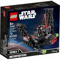 75264 WAHADŁOWIEC KYLO RENA (Kylo Ren's Shuttle Microfighter) - KLOCKI LEGO STAR WARS