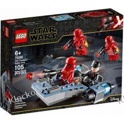 75266 ZESTAW BITEWNY ŻOŁNIERZY SITHÓW™ (Sith Troopers Battle Pack) - KLOCKI LEGO STAR WARS