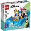 43174 KSIĄŻKA Z PRZYGODAMI MULAN (Mulan's Storybook Adventures) KLOCKI LEGO DISNEY PRINCESS