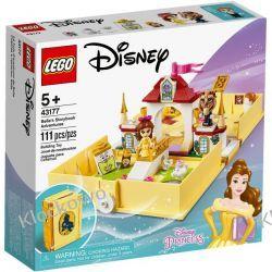 43177 KSIĄŻKA Z PRZYGODAMI BELLI (Belle's Storybook Adventures) KLOCKI LEGO DISNEY PRINCESS