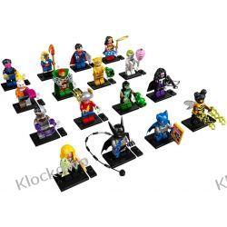 71026 MINIFIGURKI LEGO DC SUPER HEROES -  KOMPLET 16 SZT