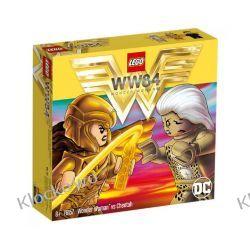76157 Wonder Woman vs Cheetah - KLOCKI LEGO SUPER HEROES