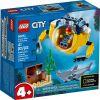 60263 OCEANICZNA MINI-ŁÓDŹ PODWODNA  (Ocean Mini-Submarine) KLOCKI LEGO CITY