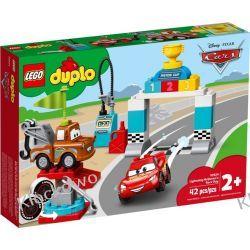 10924 ZYGZAK MCQUEEN NA WYŚCIGACH (Lightning McQueen's Race Day) KLOCKI LEGO DUPLO CARS