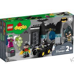 10919 JASKINIA BATMANA  (Batcave) KLOCKI LEGO DUPLO