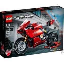 42107 Ducati Panigale V4 R KLOCKI LEGO TECHNIC