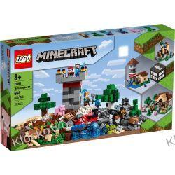 21161 WARSZTAT KREATYWNY 3.0 (The Crafting Box 3.0)- KLOCKI LEGO MINECRAFT