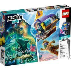 70433 ŁÓDŹ PODWODNA J.B (J.B.'s Submarine) KLOCKI LEGO HIDDEN SIDE