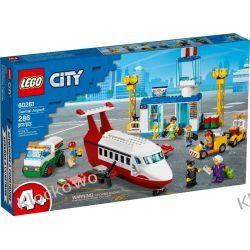 60261 CENTRALNY PORT LOTNICZY (Central Airport) KLOCKI LEGO CITY