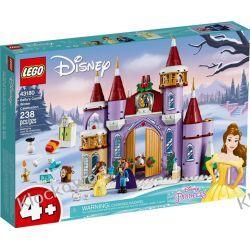 43180 ZIMOWE ŚWIĘTO W ZAMKU BELLI (Belle's Castle Winter Celebration) KLOCKI LEGO DISNEY PRINCESS
