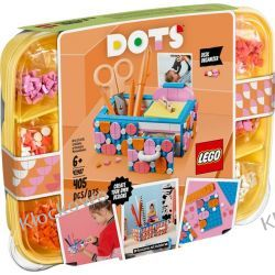41907 ORGANIZER NA BIURKO (Desk Organiser) KLOCKI LEGO DOTS