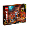 71722 LOCHY SZKIELETOWEGO CZAROWNIKA (Skull Sorcerer's Dungeons) KLOCKI LEGO NINJAGO