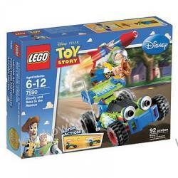 7590 CHUDY I BUZZ NA RATUNEK KLOCKI LEGO TOY STORY