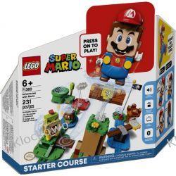 71360 PRZYGODY Z MARIO - ZESTAW STARTOWY (Adventures with Mario) - KLOCKI LEGO SUPER MARIO