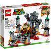 71369 WALKA W ZAMKU BOWSERA- ZESTAW ROZSZERZAJĄCY (Bowser's Castle Boss Battle) - KLOCKI LEGO SUPER MARIO
