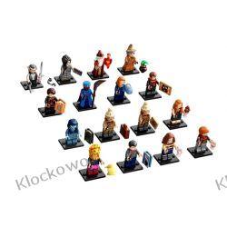 71028 MINIFIGURKI KOMPLET 16 SZT  - KLOCKI LEGO MINIFIGURKI